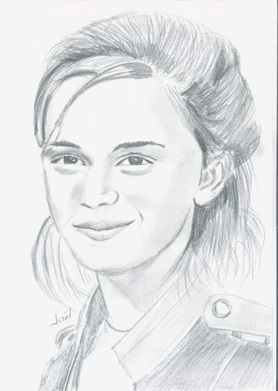 Galerie dessins joel - Dessin de jeune fille ...